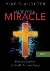 Made for a Miracle: From Your Ordinary to God's Extraordinary, DVD