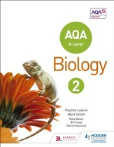 AQA A Level Biology Student Book 2 /  Digital original - eBook