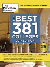 The Best 380 Colleges, 2017 Edition - eBook