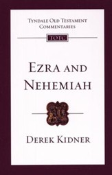 Ezra & Nehemiah: Tyndale Old Testament Commentary [TOTC]