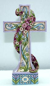 Faith Wrapped in Love Victorian Cross