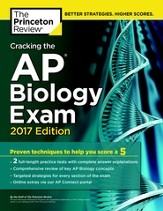 Cracking the AP Biology Exam, 2017 Edition - eBook