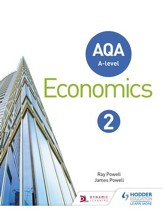 AQA A-level Economics Book 2 /  Digital original - eBook