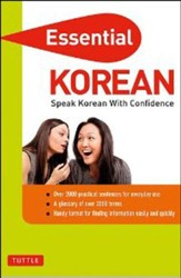 Essential Korean: Speak Korean with Confidence!