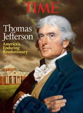 TIME Thomas Jefferson: America's Enduring Revolutionary - eBook