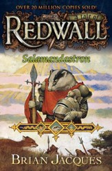 Salamandastron: A Tale from Redwall - eBook