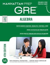 Algebra GRE Strategy Guide - eBook
