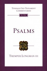 Psalms: Tyndale Old Testament Commentary [TOTC]