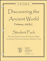 Discovering the Ancient World Additional Student Pack
