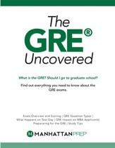 GRE Uncovered - eBook