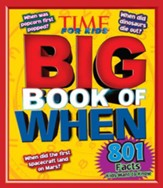 TIME For Kids Big Book of WHEN: 801 Facts Kids Want to Know - eBook