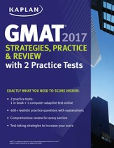 GMAT 2017 Strategies, Practice, and Review with 2 Practice Tests: Online + Book - eBook