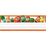VeggieTales Self-Adhesive Name Plates (Pack of 36)