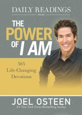 Daily Readings from The Power of I Am: 365 Life-Changing Devotions - eBook