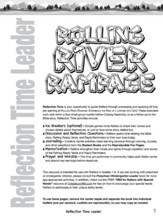 Rolling River Rampage: Reflection Time Leader