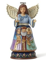 Angel Nativity, Movable Figure