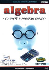 Light Speed Algebra Super Pack