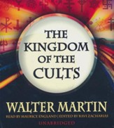 The Kingdom of the Cults - unabridged audiobook on CD