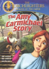 Torchlighters: The Amy Carmichael Story [Streaming Video Rental]