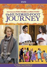 The Hundred Foot Journey, DVD