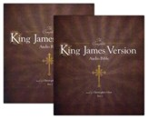KJV The Complete King James Version Audio Bible On CD unabridged audiobook on CD