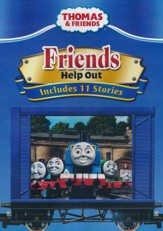 Thomas & Friends: Thomas & His Friends Help Out, DVD