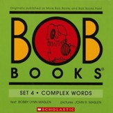 My First Bob Books: Compound Words