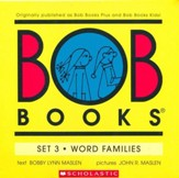 My First Bob Books: Word Families