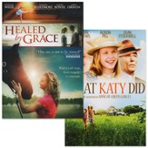 Healed By Grace & What Katy Did 2-Pack