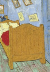 Van Gogh's The Bedroom Notebook