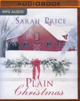 #6: Plain Christmas - unabridged audio book on MP3-CD