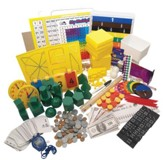 Horizons Math Manipulatives Kit for Grades K to 3