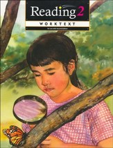 BJU Reading Grade , Student Worktext