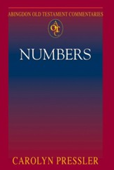 Numbers: Abingdon Old Testament Commentaries
