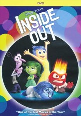 Inside Out, DVD