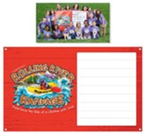 Rolling River Rampage: Outdoor Banner