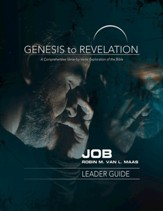 Job Leader Guide (Genesis to Revelation Series)