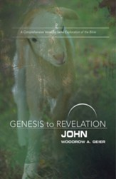 John Participant Book (Genesis to Revelation Series)