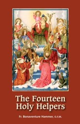 The Fourteen Holy Helpers - eBook