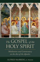 The Gospel of the Holy Spirit: Meditation and Commentary on the Acts of the Apostles - eBook