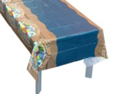 Rolling River Rampage: Tablecloth (54 X 108)