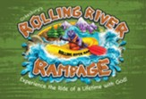 Rolling River Rampage: Thank You Postcards (Pkg of 24)