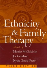 Ethnicity & Family Therapy, 3rd edtiion