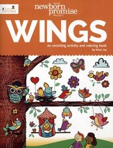Your Newborn Promise Project Wings: An Enriching Activity and Coloring Book
