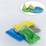 Rolling River Rampage: Build-a-River-Scene Clay Set (Pkg of 12)