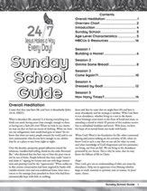 24/7 VBS: Sunday School Guide