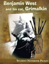 Benjamin West and His Cat, Grimalkin Student Notebook Packet