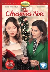 The Christmas Note, DVD