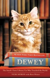 Dewey the Library Cat: A True Story - eBook