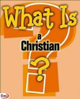 What Is a Christian? (Pkg of 5)